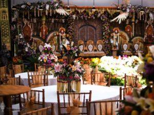 Pernikahan Bali Indoor