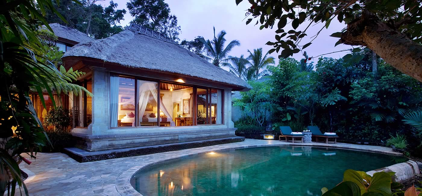 3 Hotel Premium untuk Bulan Madu di Ubud Eksklusif