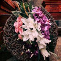 Hiasan Rangkaian Bunga